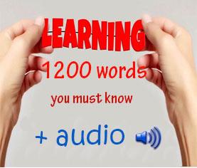 learn Thai language 1200 words